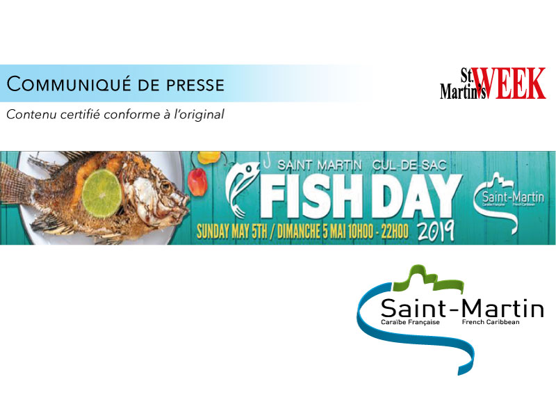 Message de prudence Fish Day
